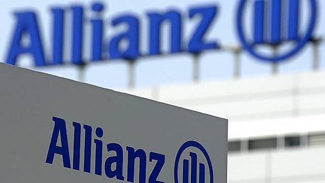 Profitierte von einem starken Geschäft mit Lebens- und Krankenversicherungen: Versicherer Allianz