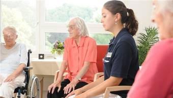 Die aarReha Schinznach hat das externe Audit im Rahmen der Swiss-Reha-Qualifikation «Geriatrische Rehabilitation» erfolgreich bestanden.