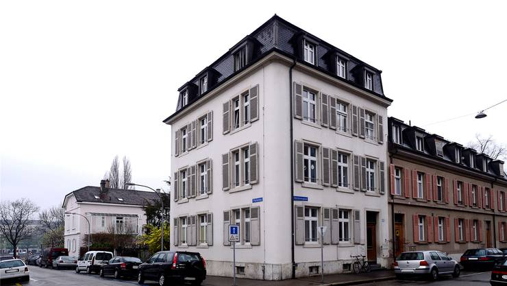 Volles Haus: Die Kinderpsychiatrie an der Alemannengasse bietet Platz für zehn Kinder.