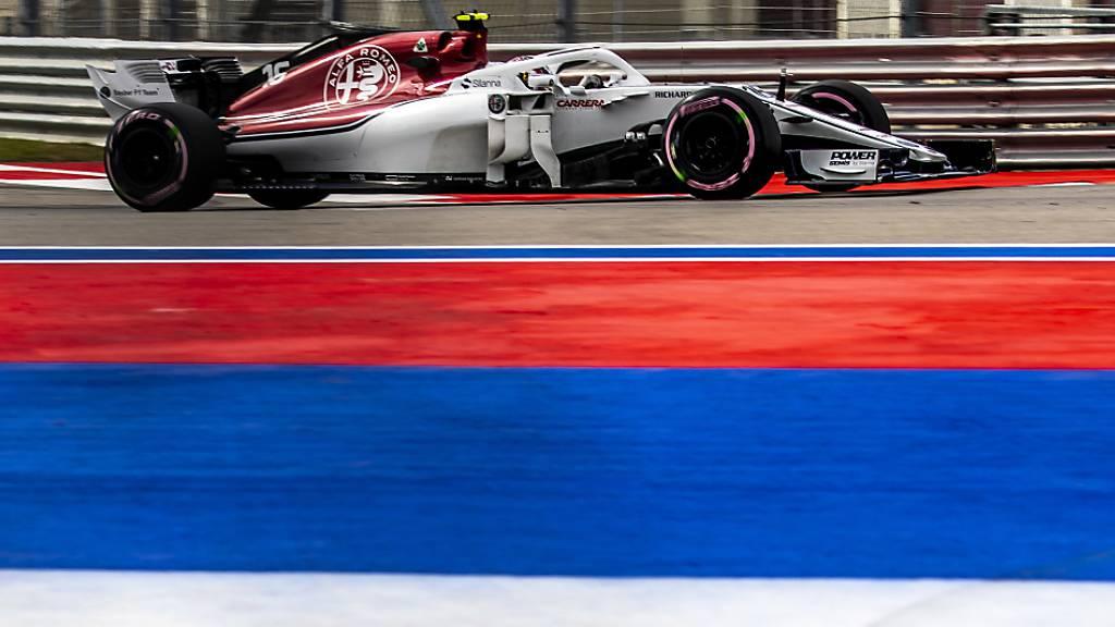 Formel-1-Rennen auch in Mugello und Sotschi