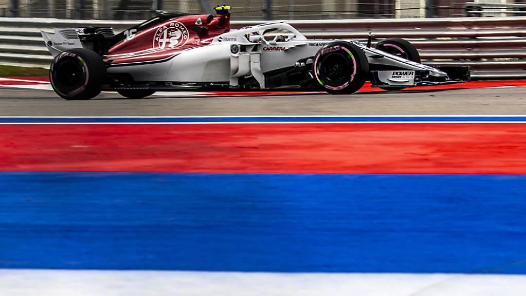 Die Formel 1 ist in diesem Jahr auch in Sotschi zu Gast.