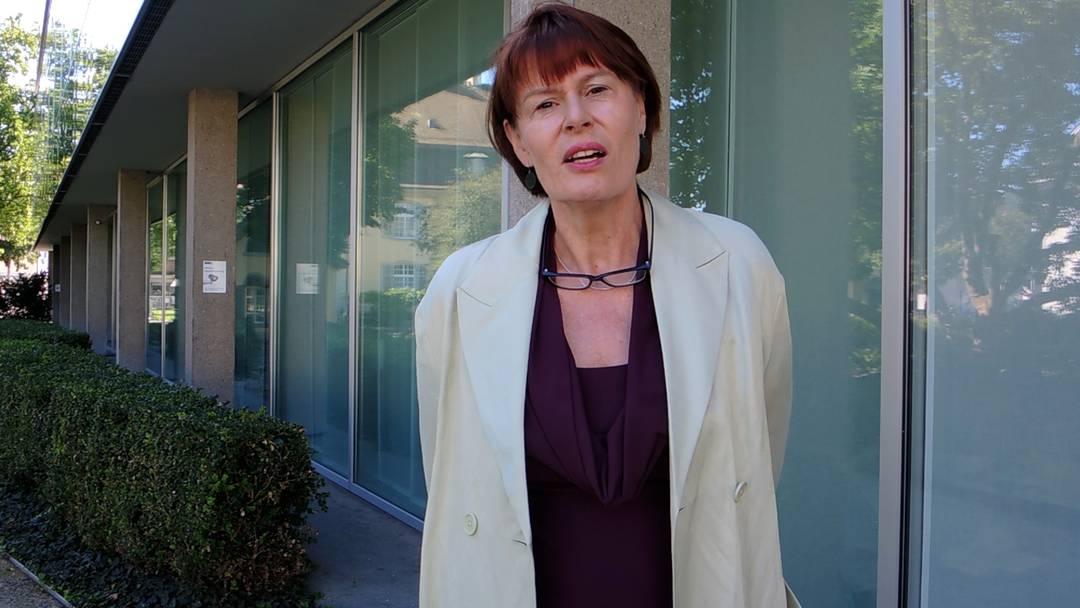 «Auch, wenn es unbequem wird»: Karin Müller aus Windisch kandidiert für die FDP für den Grossen Rat