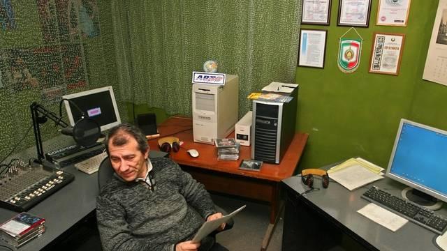 Das EU-Parlament fordert Unterstützung für unabhängige weissrussische Medien (Archiv)
