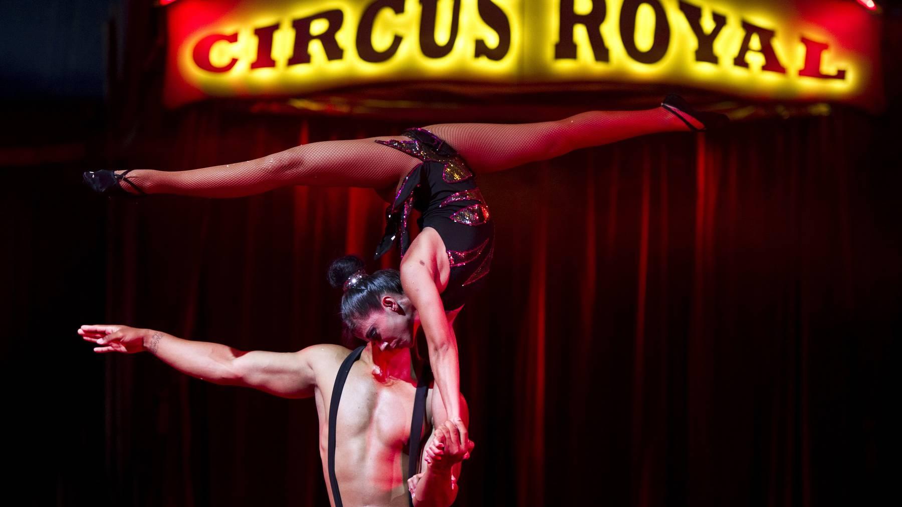 Befindet sich der Circus Royal in Liquidation?