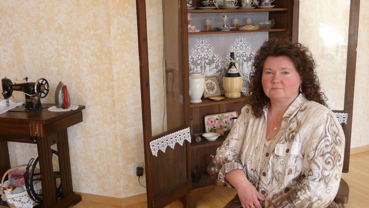 Kerstin Franke hat ihre Tagesstätte «Herbstzeitlose» speziell für denn Aufenthalt von demenzkranken Gästen eingerichtet (apl)