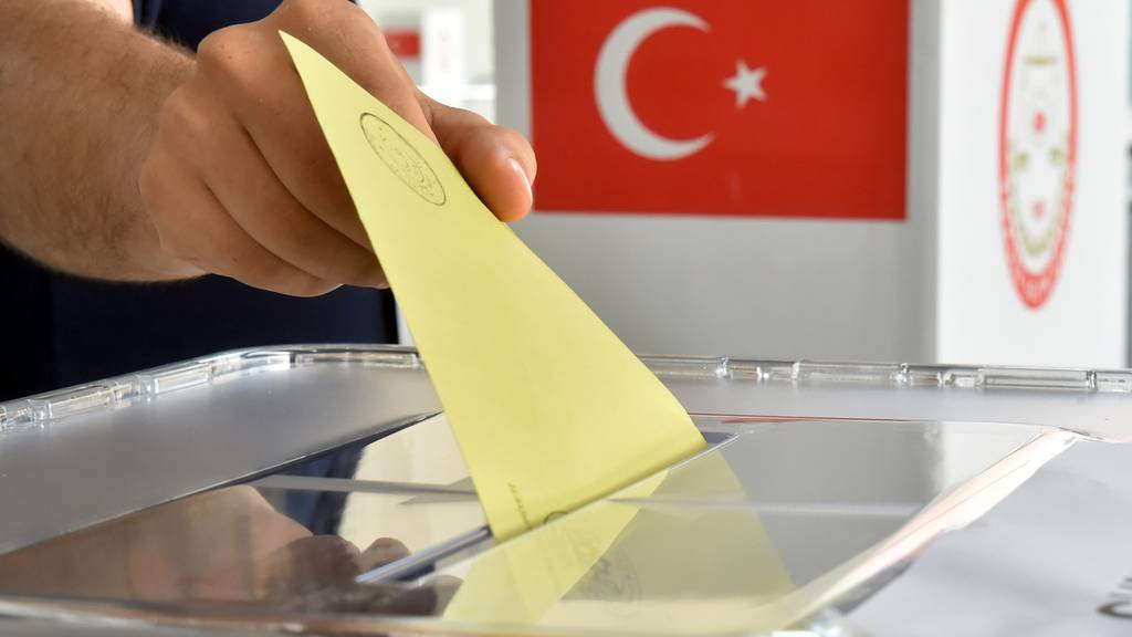 Istanbul am Abstimmungssonntag