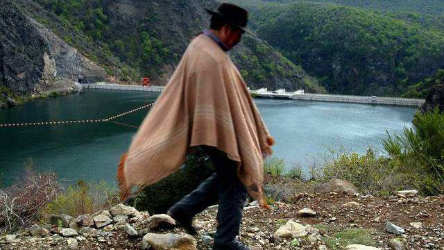 In Chile werden weitere Staudämme entstehen (Archiv)