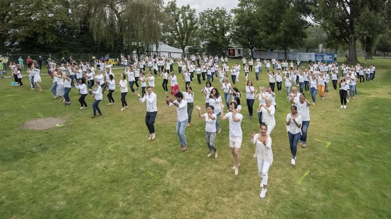 Tanzend dem Virus trotzen – die Jerusalema-Challenge glückte