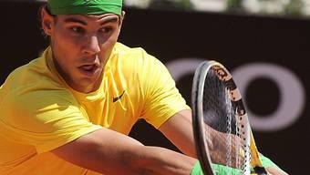 Rafael Nadal scheint wieder genesen zu sein