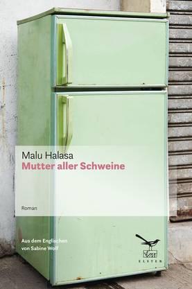 """Malu Halasa """"Mutter aller Schweine"""""""