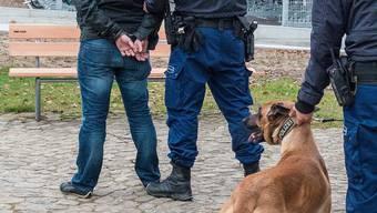 Ein erster Erfolg gegen die Enkeltrick-Betrüger: Die Kantonspolizei Aargau konnte in Basel einen 28-jährigen Tatverdächtigen festnehmen. (Bild: Symbolbild)
