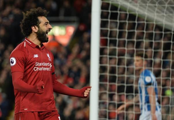 Geht Mohamed Salah und Liverpool am Schluss einer fantastischen Saison trotzdem leer aus?
