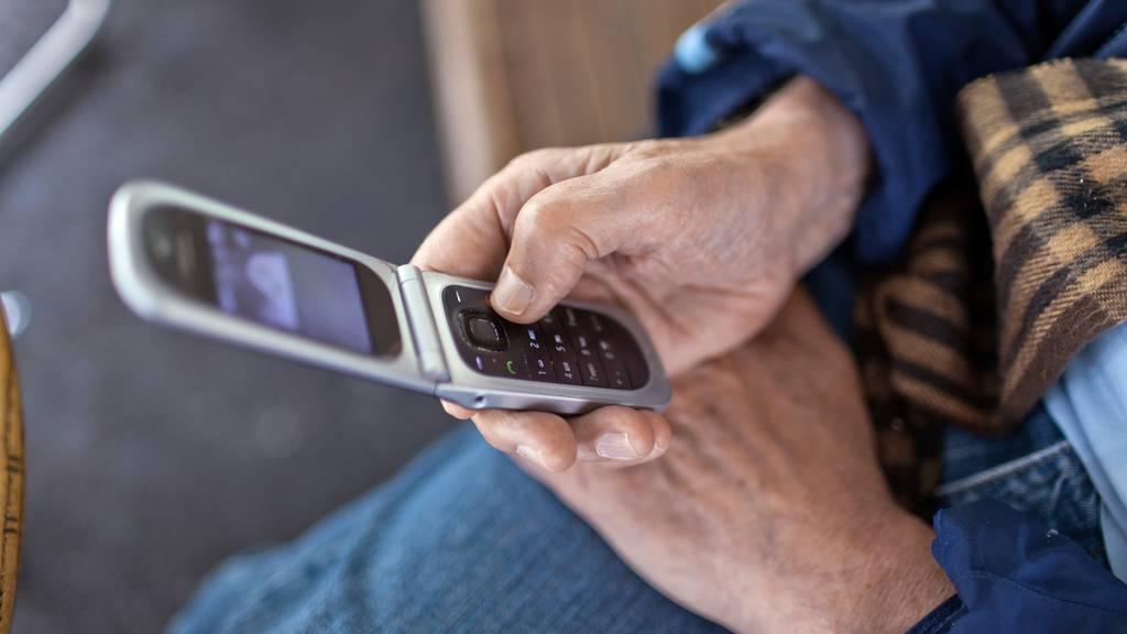 Kein Empfang mehr für alte Handys: Swisscom schaltet 2G-Netz ab