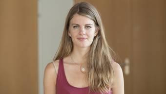 Die Präsidentin der Jungsozialisten, Ronja Jansen, hält nicht viel vom KMU-Papier der SP-Reformplattform.