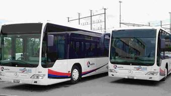 Die neuen RBL-Busse kosten je 450 000 Franken. Sie sind behindertengerecht ausgerüstet, bieten 38 Sitz- und 37 Stehplätze und sind dank modernster Technik sehr umweltfreundlich unterwegs.