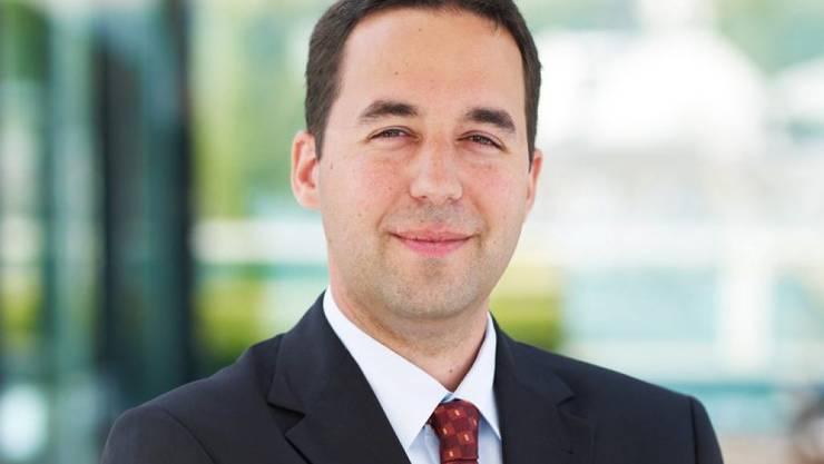 Der designierte Swiss-Re Chef Christian Mumenthaler: Der bisherige Leiter der Geschäftseinheit Reinsurance übernimmt das Amt per 1. Juli von Michel Lies, der in den Ruhestand tritt (Archiv).