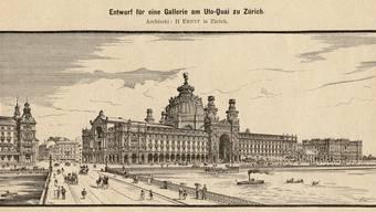 Bauplanung Zürich