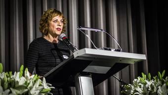 Sabine Boss erhält den Kulturpreis der AZ Medien