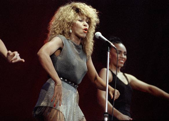 Tina Turner, 1993
