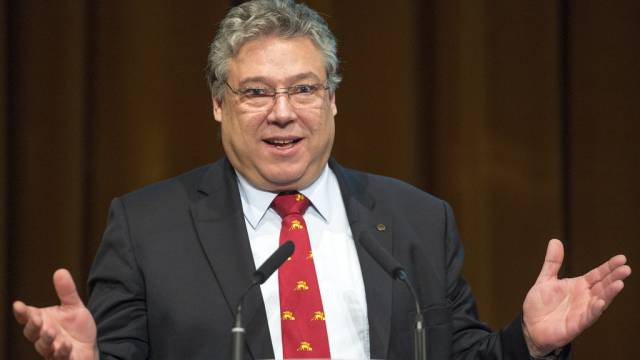 CVP-Fraktionschef Lombardi will zwei SVP-Bundesräte (Archiv)
