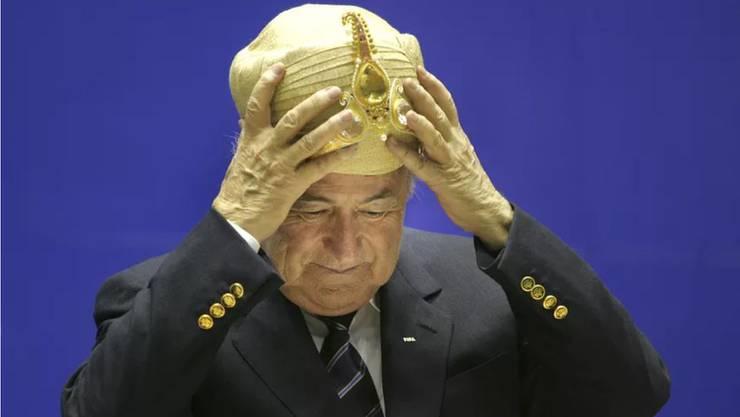 Ex Fifa-Präsident Sepp Blatter.