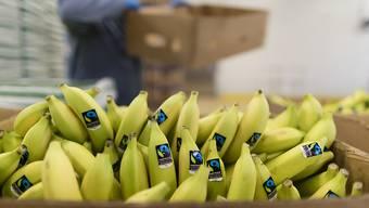 Bananen waren lange das meist verkaufte Fairtrade-Produkte. Laut Max Havelaar haben Molkereiprodukte, Backwaren und Eistee die Bananen überholt.