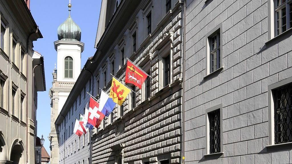 Ertragsüberschuss im Kanton Luzern