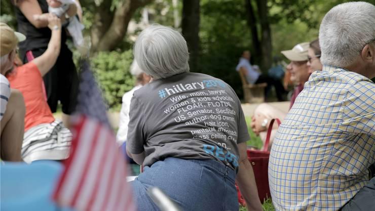 Bleiben oft unter sich: Amerikaner feiern im Basler Schützenmattpark ihren Unabhängigkeitstag.
