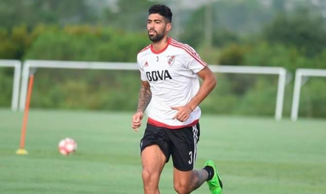 Alexander Barboza könnte die FCB-Verteidigung verstärken. Der Argentinier gehört River Plate.