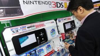 Nintendo leidet unter der Konkurrenz (Archiv)