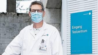 Sorgen bereiten Christoph Fux auch die Mutationen des Coronavirus.