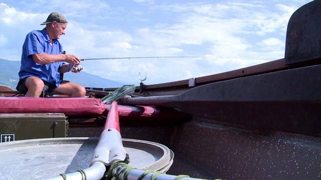 Fischer haben Schwierigkeiten