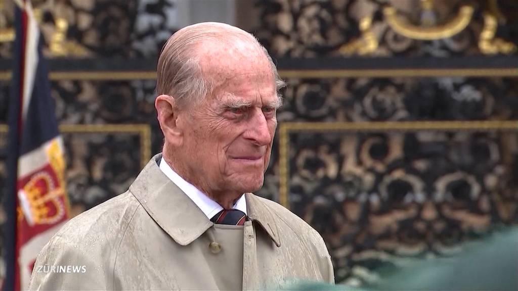 Grossbritannien: Prinz Philip stirbt im Alter von 99 Jahren