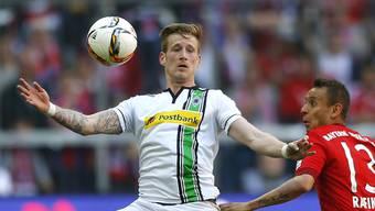 Gladbachs André Hahn verhinderte Bayerns Meister-Party