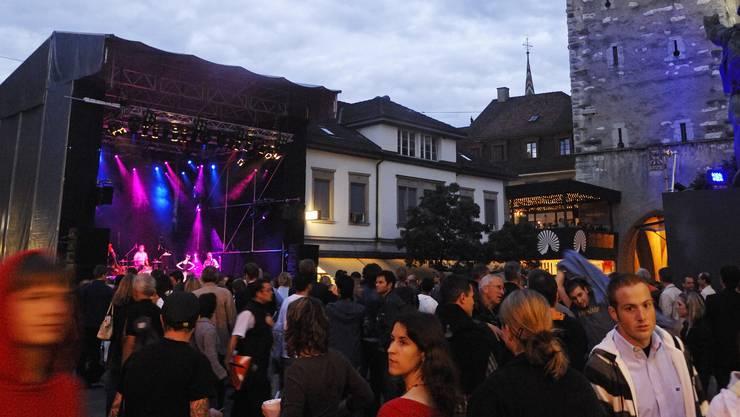 Wissenswertes zum Stadtfest Baden. (Archiv)
