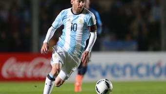 Muss nach 64 Minuten mit Rückenschmerzen vom Platz: Lionel Messi