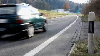 Bleifuss: Zwei Schweizer wurden bei einer Geschwindigkeitskontrolle erwischt. (Symbolbild)