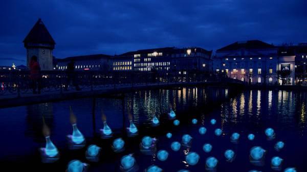 Lichtfestival Luzern schwört auf Influencer-Werbung