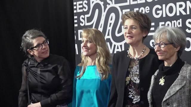 Frauenpower an den Solothurner Filmtagen