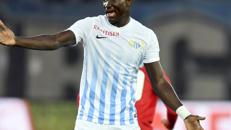 Raphael Dwamena spielt in Zukunft in der Premier League