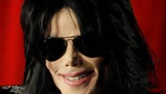Michael Jackson im März 2009 (Archiv)