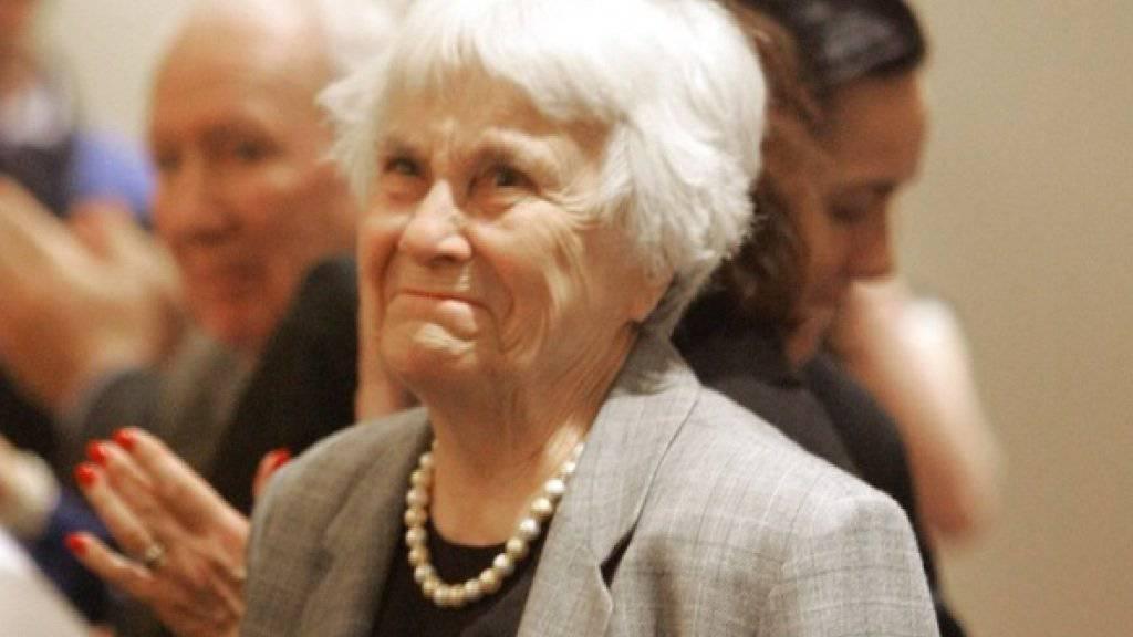 US-Autorin Harper Lee ist im Alter von 89 Jahren gestorben (Archiv)