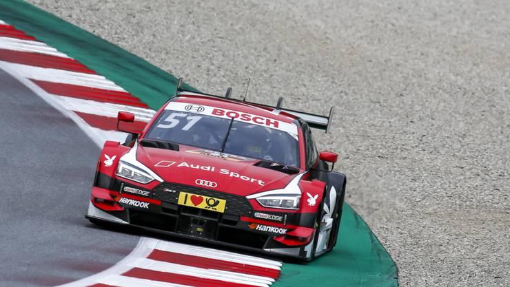 Nico Müller gelang ein Start nach Mass in die neue DTM-Saison (Archivbild)