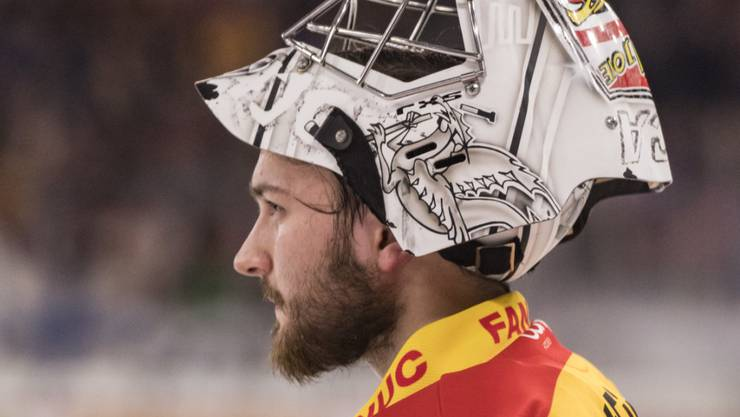 Erster Shutout in der National League: Biel-Goalie Elien Paupe