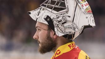Erster Shutout in der National League: Biel-Goalie Elien Paupe