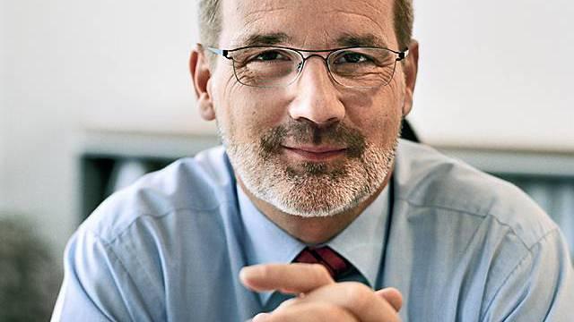 CEO Philip Mosimann (Archiv)