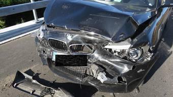Unfall in Rekingen (Juni 2020)