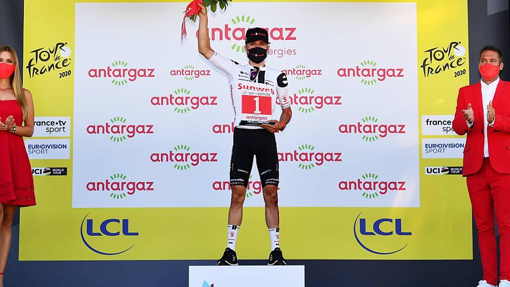 Marc Hirschi kämpferischster Fahrer der Tour