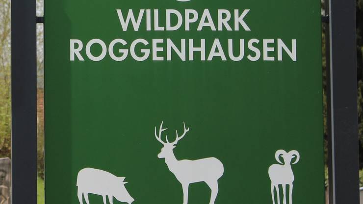 Der Wildpark Roggenhausen bleibt auch während der Coronakrise geöffnet.