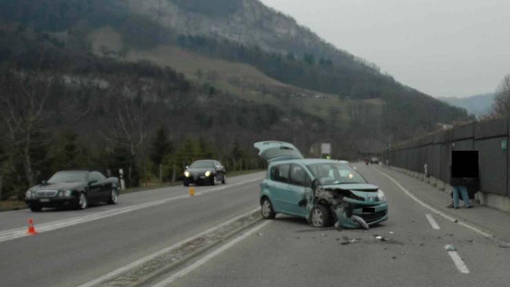 Verkehrsunfall Oensingen